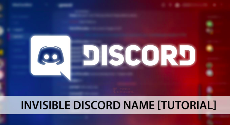 discord invisible name