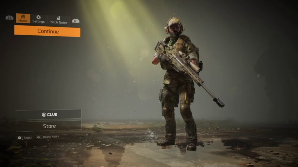 Update of Division 2 Freezing