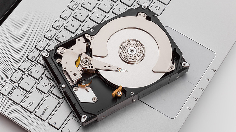 How to Recover Keys From a Separate Hard Drive
