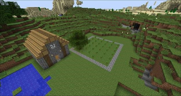 Produce Farming