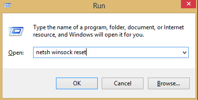 windows logo key and R key