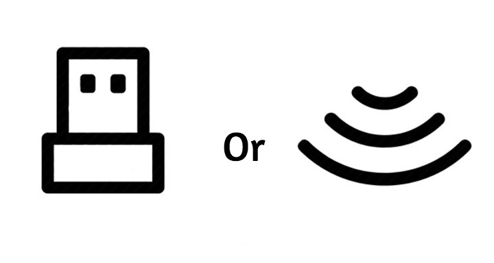 wired network or LAN