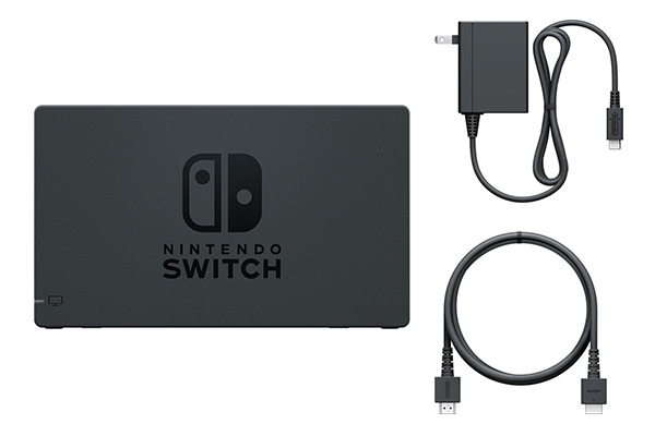 charging it by Your Switch Dock