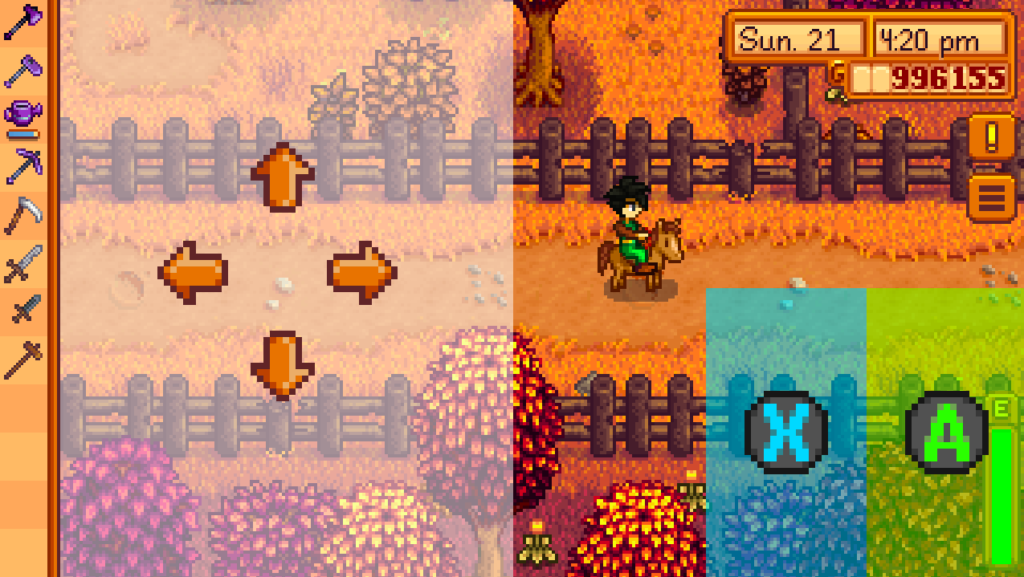 Stardew valley controls guide