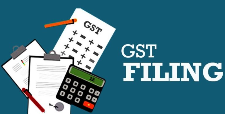 Filing GST