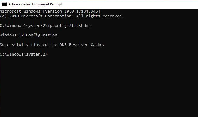 Try to clear your DNS Cache and reset your IP address