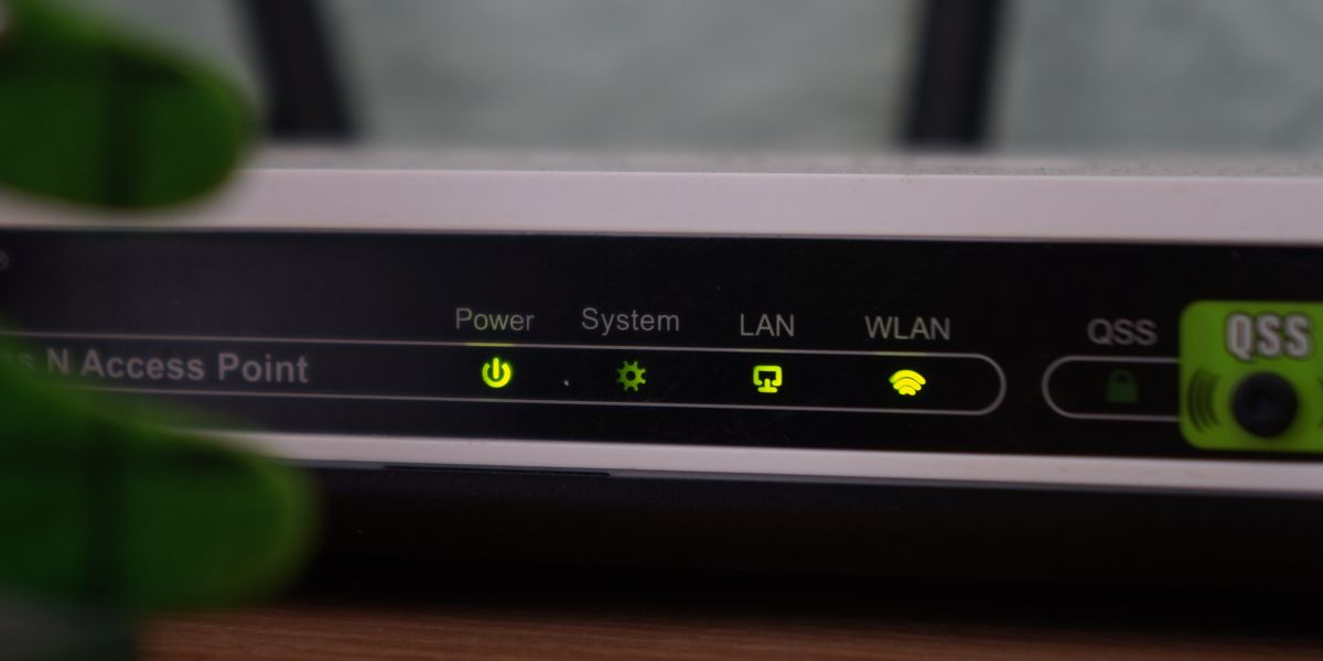 Restart your Modem and Router