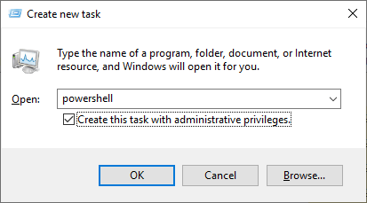 windows 10 start menu not working for one user
