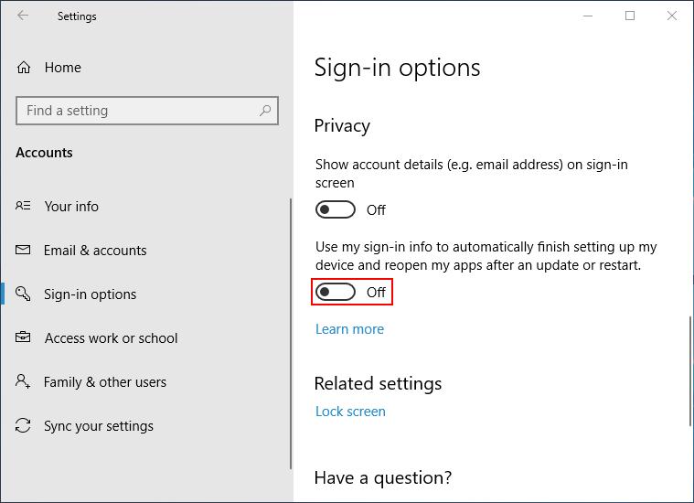 windows 10 start menu not working critical error