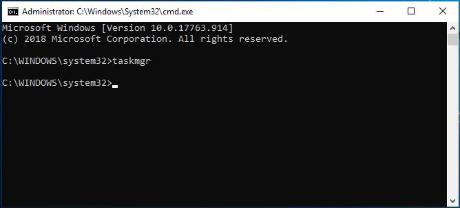 task manager shortcut windows 7