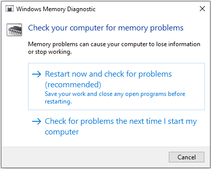 kmode exception not handled after ram upgrade